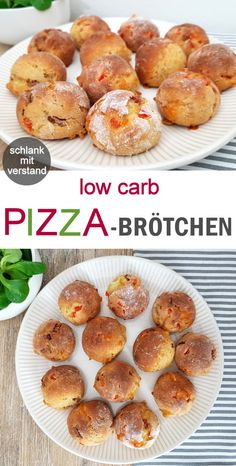 Pizza rolls low carb - low carb recipes - slim with understanding No Carb Recipes, Healthy Low Carb Recipes, Low Carb Dinner Recipes, Low Carb Desserts, Quick Recipes, Real Food Recipes, Diet Recipes, Healthy Food, Law Carb