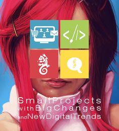 kmaleondesign.com First Campaign Social Media Marketing, Campaign, Design
