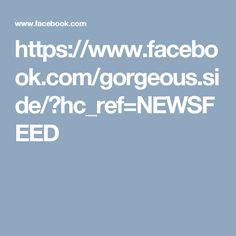 https://www.facebook.com/gorgeous.side/?hc_ref=NEWSFEED