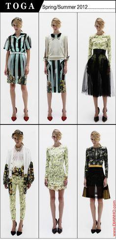 *fashion: Must-Have for Spring – Toga by Yasuko Furuta    www.diawho.com