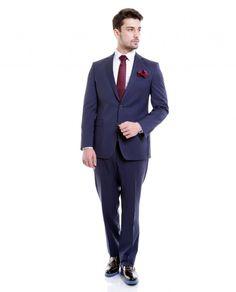 Takım Elbise : Karaca Erkek Takım Elbise - Lacivert