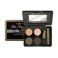 Cara Delevingne eyebrows coming up! (TooFaced Brow Envy Kit, $39, toofaced.com)   Read more: http://beautyhigh.com/50-under-50-holiday-gift-guide/#ixzz3MGsd01Xc