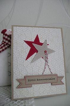 garence-  carte étoiles-  card stars