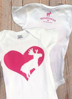 "I Heart Moustakas ""Moose"" KC Royals Baseball Baby Onesie by ThePaperShelf on Etsy https://www.etsy.com/listing/231966725/i-heart-moustakas-moose-kc-royals"