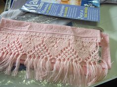 artesanato. macramê.Projeto Mãos que criam.blogspot.com