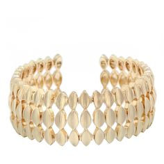 Monet Jewelry Monet Jewelry Womens Orange Cuff Bracelet RlOdF