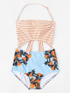 Striped Cut Out Swimsuit#Borntowear #swimming #fabkini outfits,borntowear dresses,spring outfits,summer dresses,Valentine's Day,easter,super bowl,st patrick's day,cute,casual,fashion,style,bathing suit,swimsuits,one pieces,swimwear,bikini set,bikini,one piece swimwear,beach outfit,swimwear cover ups,high waisted swimsuit,tankini,high cut one piece swimsuit,high waisted swimsuit,swimwear modest,swimsuit modest,cover ups 2018