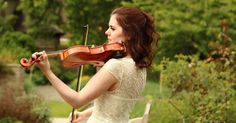 Lauren the Violinist - Lauren is extremely versatile and is able to provide a diverse mix of classical, pop, rock and jazz music. She is available for events internationally including weddings, corporate events, parties, club nights and session work. #violinist