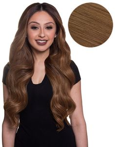 Bellami Hair Extensions Bellisima - Choice of Colours Warm Brown Hair, Chestnut Brown Hair, Golden Brown Hair, Auburn Hair Balayage, Hair Color Auburn, Brown Hair Colors, Hair Colour, Brown Hair With Blonde Highlights, Hair Highlights