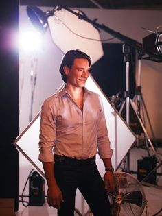 Urs Buhler - Swiss tenor from the group Il Divo
