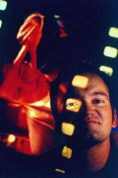Quentin Tarantino by Ted Thai