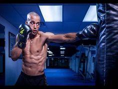 20 Minute Heavy Bag Workout_Nate Bower--modify freestyle 1 knees, freestyle 2 kicks, freestyle 3 elbows