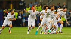 Blog Esportivo do Suíço:  Real bate Atlético de Madri nos pênaltis e conquista a 11ª Champions