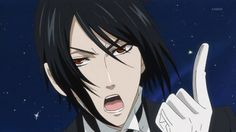 1001 Expressions of Sebastian Michaelis: Part 1 | Kitsune's Thoughts