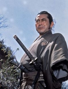 spaceshiprocket:    Toshiro Mifune