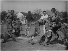 North Texas vs. Trinity 1925