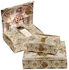 Tarot Luxury Soaps From WorldOfTarot.com Luxury Soap, Three Rings, Soaps, Tarot, Mystery, Decorative Boxes, Surface, God, Money