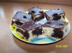 Show details for Recept - Šťouchaná buchta - rychlá a výborná Sweet Cooking, No Bake Cake, Tiramisu, Good Food, Pudding, Candy, Cookies, Baking, Ethnic Recipes