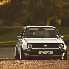 Volkawagen Golf MK2 | VW