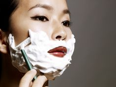 Yes, Facial Shaving is a Thing Now—and Why You Should TryIt   StyleCaster