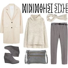 A fashion look from November 2015 by by-jwp featuring H&M, MANGO, Zara, maurices and Luciana Verde