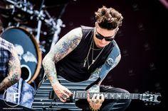 Avenged Sevenfold | Synyster Gates 2014