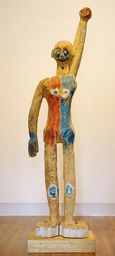 "Georg Baselitz, ""Untitled,"" 1982-84"