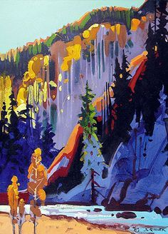 stephen quiller watercolors - Google Search
