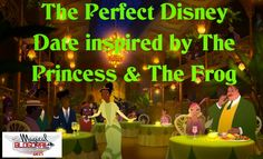 A Disney Mom's Thoughts: Creative Disney Date with Magical Blogorail Red