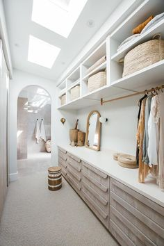 Bedroom Closet Design, Home Bedroom, Closet Designs, Bedroom Storage, Bedroom Apartment, Walk In Closet Design, Apartment Ideas, Bedroom Signs, Bedroom Rustic