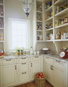 Kitchen Storage Tour: Updated Kitchen with High Style and Function