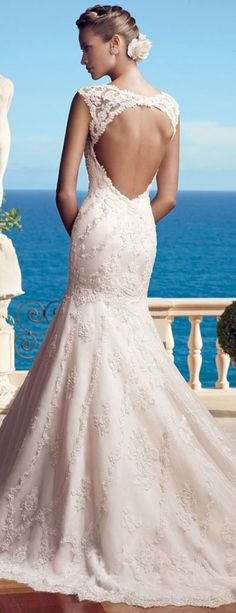 Casablanca Bridal - 2206 Absolutely breathtaking gorgeous gown ...