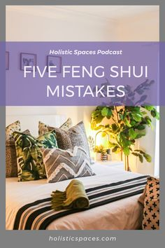 Have you ever worried that you're doing feng shui wrong? If so, you're not alone. While we don't believe anything in feng shui is always good or always bad, there are a few things we suggest staying away from as you're exploring. #fengshui School Design, Feng Shui, Mistakes, Exploring, Mindfulness, Study, Explore, Awareness Ribbons