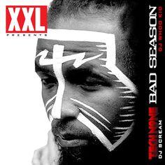 Tech - Losin My Mind [ Bad Season Mixtape-Track 13 & 14 ] Tech N9ne, Ep Album, Jay Rock, Travis Barker, Strange Music, Three's Company, Music Love, My Ride, Mixtape