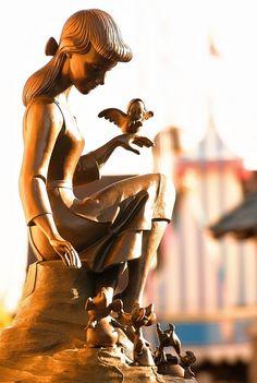 Cinderella fountain