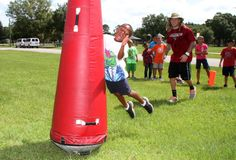 Camp paves way for F.I.T. to connect with Fellsmere youth - w/photos