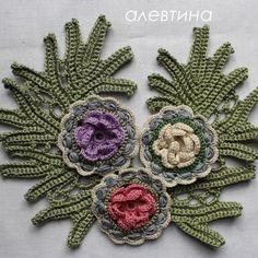 алевтина (алла) жаворонкина. Irish crochet. Freeform. irish crochet patterns…