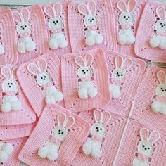 Happy evening 💕dm crashed officially you would like to count a lot of you let me answer a co Puff Stitch Crochet, Crochet Motif, Diy Crochet, Crochet For Beginners Blanket, Baby Blanket Crochet, Crochet Baby, Beginner Crochet, Baby Knitting Patterns, Baby Patterns
