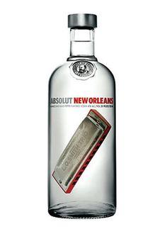 Absolut New Orleans - Absolut Vodka