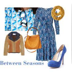 Dressing between seasons from Coze di Roze