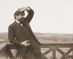 Claude Debussy ... Clair de Lune is a longtime fav ...