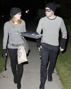 11 Cute Couple Costume Ideas as Seen on Celebs | GirlsGuideTo