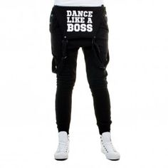 Tepláky Urban Classics Dance Dungarees Black