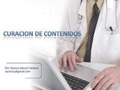 Curación de Contenidos - Presentación para fines educativos