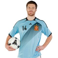 Xabi is the best kit model of all.