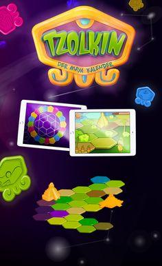 TZOLKIN Maya, Game Design, Design Projects, Games, Calendar, Gaming, Toys, Game, Spelling