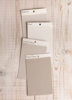 The Easy Neutrals from Farrow & Ball: These clean and understated neutrals are incredibly easy to live with. Neither too warm nor too cool, our Easy Neutrals sit contentedly together in both modern and traditional homes.