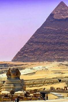 Pyramid, Giza, Egypt. | #MostBeautifulPages