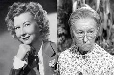 """Irene Ryan (born Irene Eileen Noblett) was born on October 17, 1902 in El Paso. Ryan is most widely known for her portrayal of """"Granny,"""" opposite Buddy Ebsen's character, on the long-running TV series The Beverly Hillbillies (1962–1971), for which she was nominated for Emmy Awards for Outstanding Lead Actress in a Comedy Series in 1963 and 1964. Irene died on April 26, 1973, at the age of 70, due to a stroke. Her resting place is in Woodlawn Memorial Cemetery in Santa Monica, Ca."""