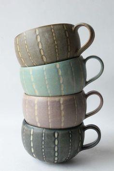 Pottery World, Pottery Mugs, Ceramic Pottery, Bowls, Porcelain Ceramics, Handmade Art, Tea Set, Decoration, Tea Cups